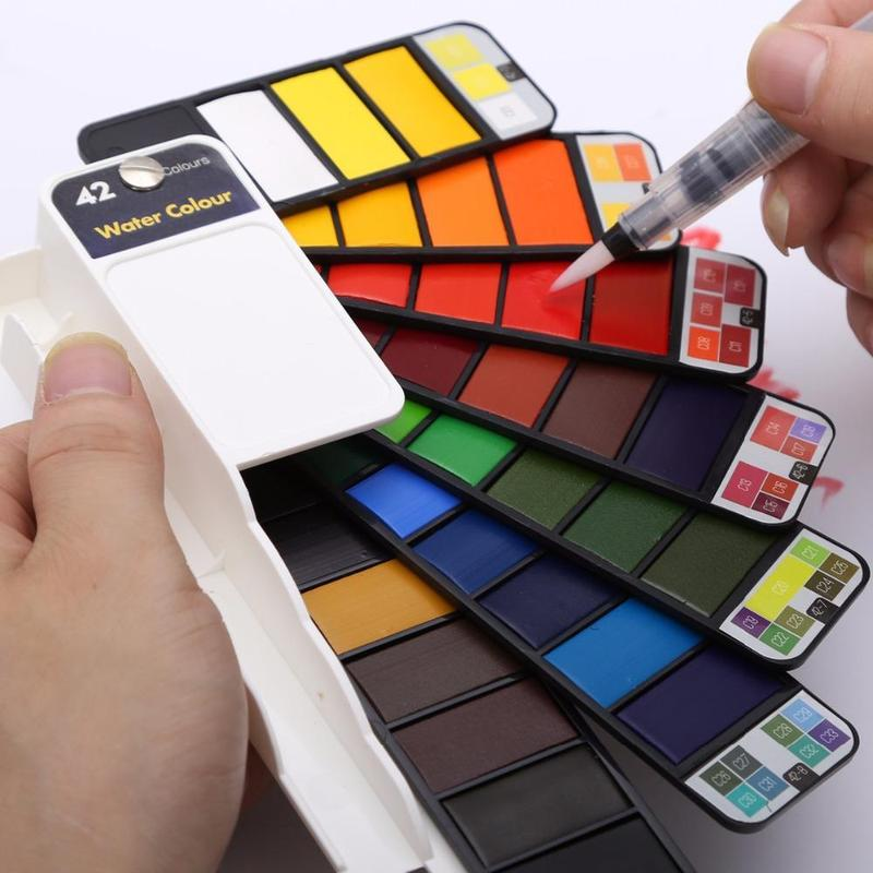 Wayfarer Watercolor Kit | GadgetStud