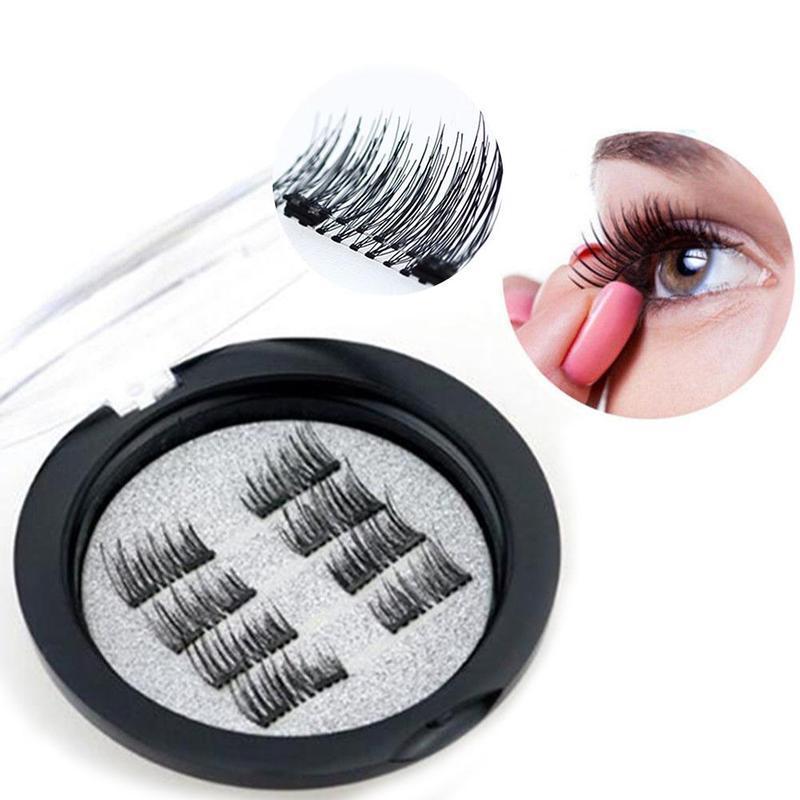 1b2431c2f32 Magic Eyelashes With Tweezer | GadgetStud