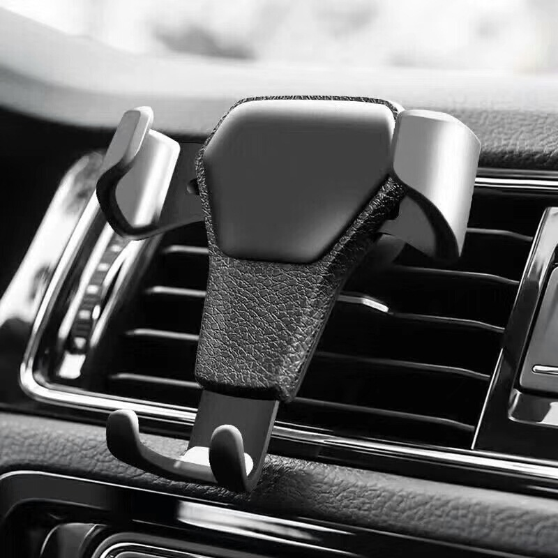 Auto Lock One Hand Operation Universal Car Phone Holder Gadgetstud
